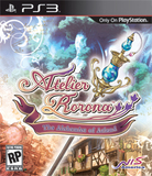 Atelier Rorona: The Alchemist of Arland (PlayStation 3)